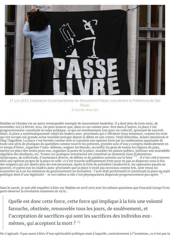 Les foules raisonnables. Notes sur les mouvements sans parti ni leader des années 2010 et leur rappo-page-003